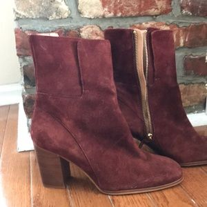 Free people suede boots